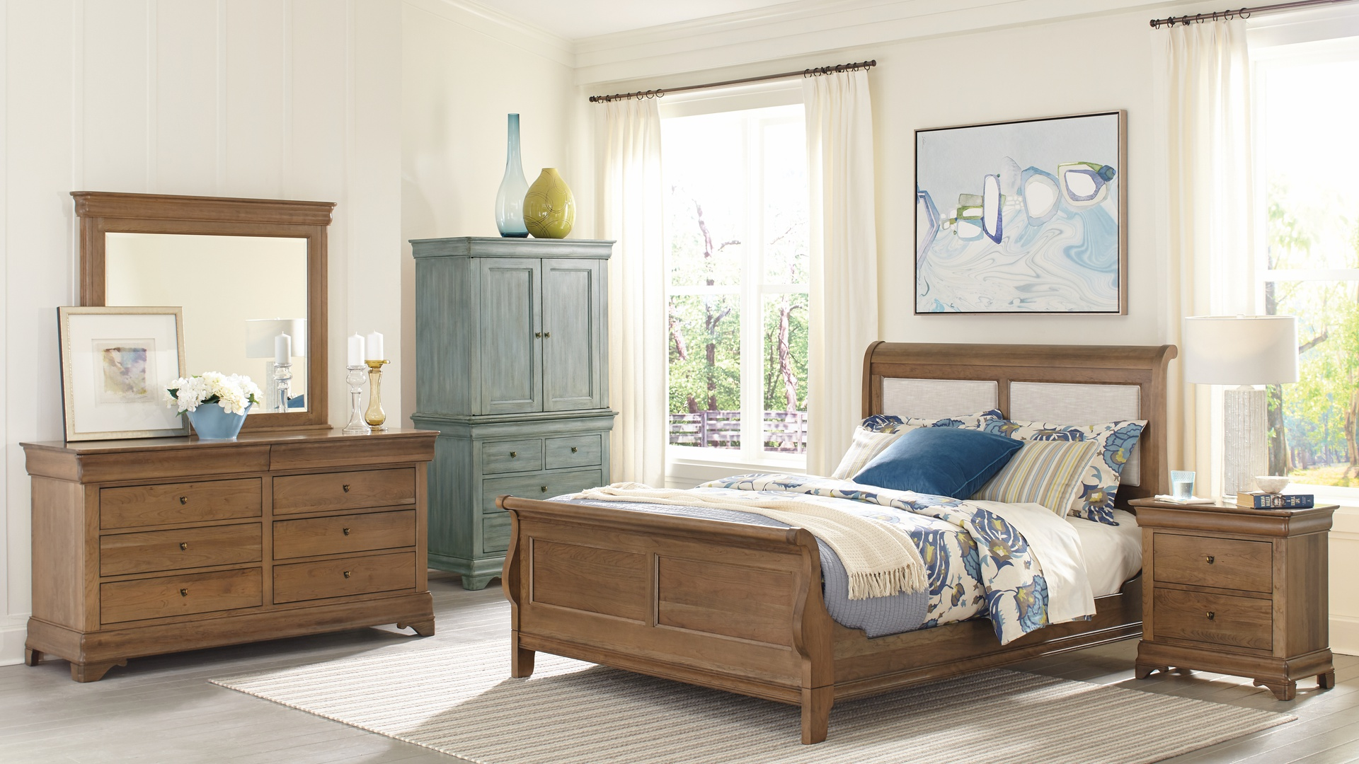 Solid Wood. Timeless Style. Since 10.  Durham Furniture