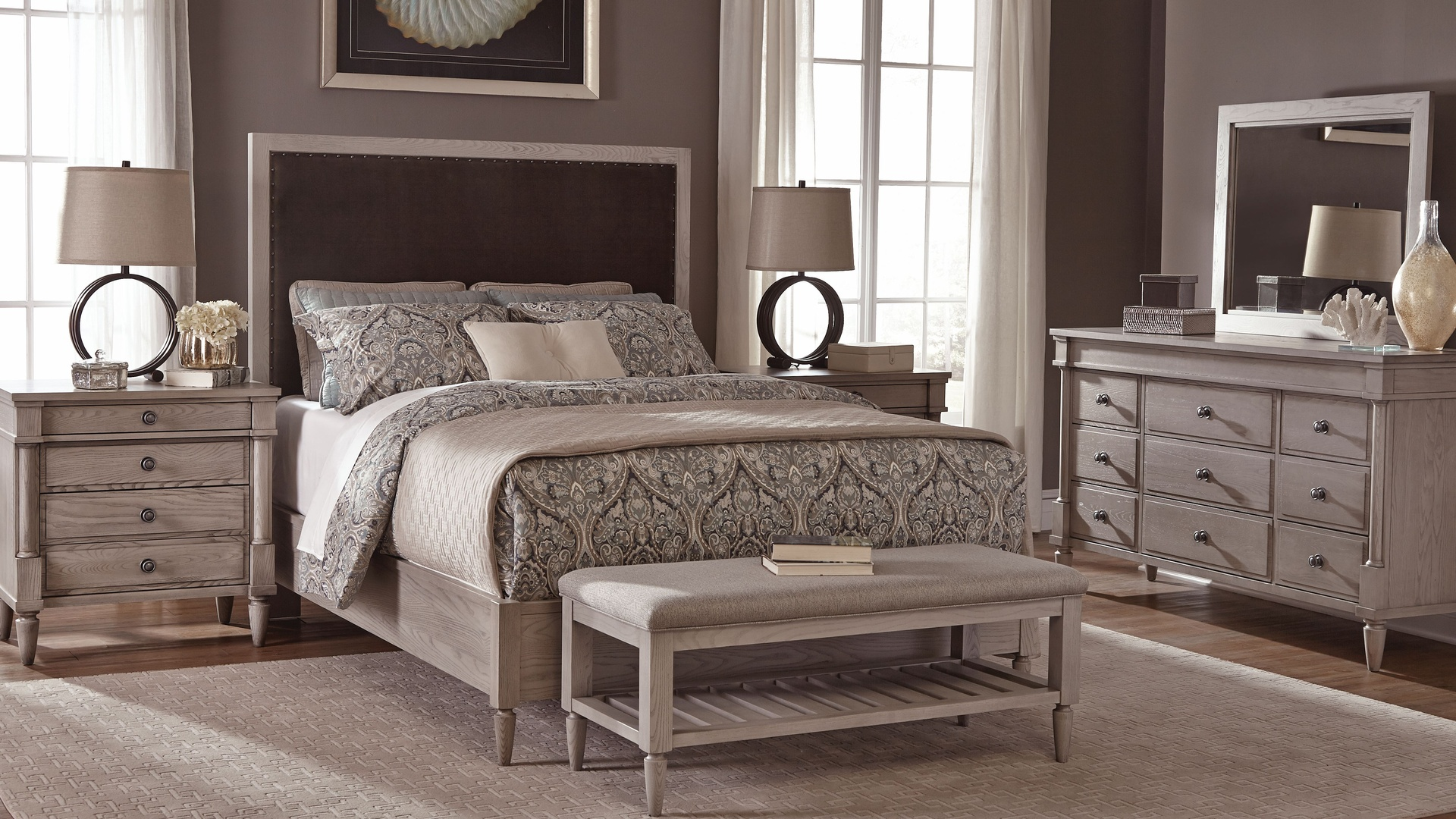 Transitional. Home   Durham Furniture